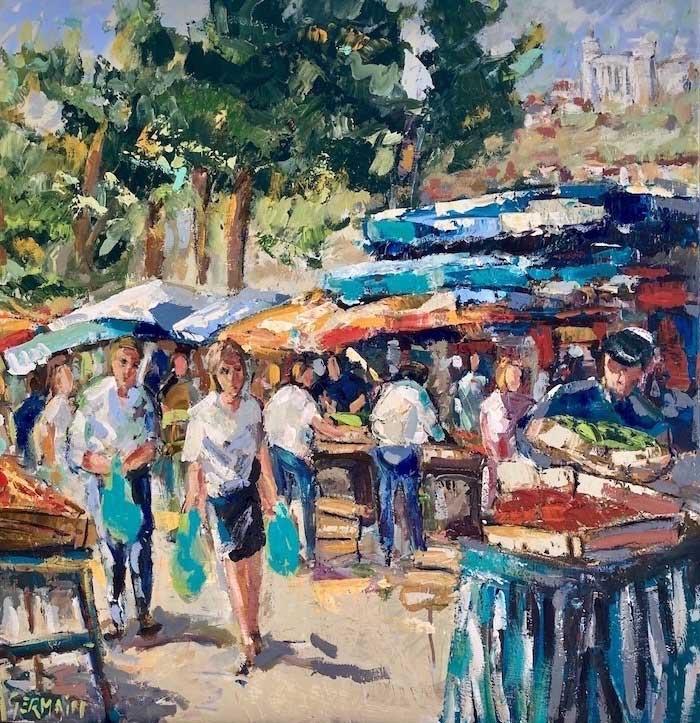 Marché Saint Antoine