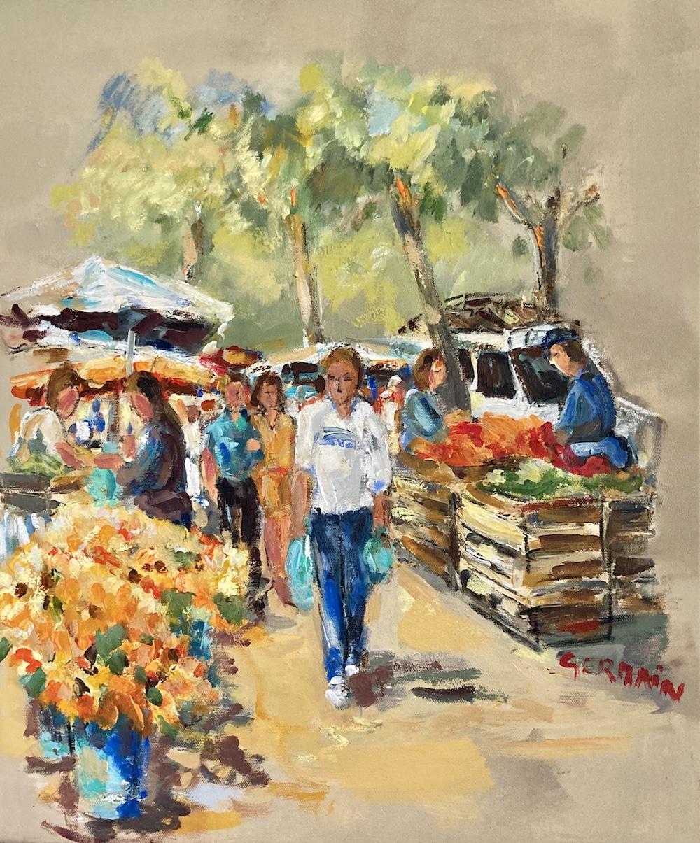 « Soleil au marché »